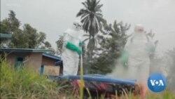 Formation des agents engagés dans la lutte contre Ebola en RDC