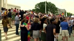 US Gay Rights Battles Continue Beyond Marriage