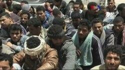 Göçmenler Avrupa'da Kötü Muamele Görüyor