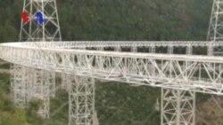 World's Largest Radio Telescope Explores Universe