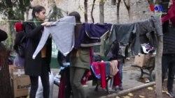 Yoksullar İçin Toplandı Dağıtıma İzin Verilmedi