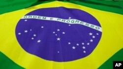 Drapo nasyonal Brezil la.