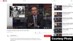 2018年6月17日,HBO的约翰·奥利弗上周今夜秀播出了关于习近平的节目。节目在微博上受到严格审查。