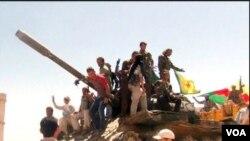 Kurdên Kobanê pîrozbahîyekê de ne
