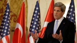 Secreteri wa Departement ya Reta ya Amerika,John Kerry