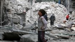 Aleppo ၿမိဳ႕စစ္ပဲြ ျပန္ စတင္