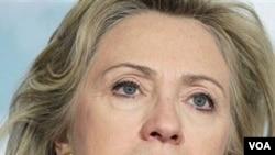 Menteri Luar Negeri Amerika Hillary Clinton