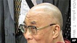 达赖喇嘛不顾中国反对访问台湾