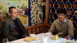 """Vashington choyxonasi: """"Samarqand"""" restoranidagi suhbat"""