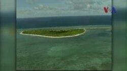 Philippines ngưng các dự án xây dựng cơ sở hạ tầng ở Biển Đông
