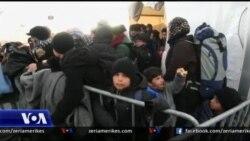 Përpjekjet e Maqedonisë për të menaxhuar fluksin e refugjatëve