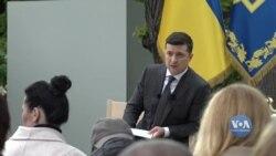 Прес-конференція президента України – огляд заяв. Відео