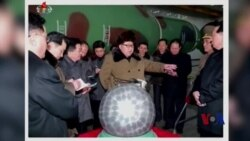 年终报道:朝鲜抗拒全球 对手未来难测