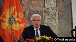 Arhiva, crnogorski premijer Duško Marković