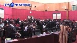 Urukiko muri Nijeriya Rwahamije Intsinzi ya Perezida Buhari