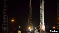 獵鷹 9 號火箭將在美國太空總署卡納維拉爾角發射中心升空,為國際太空站運送兩噸多物資。