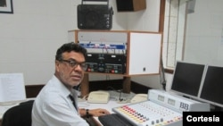 Co-produtor e apresentador Cassiano A. Macedo