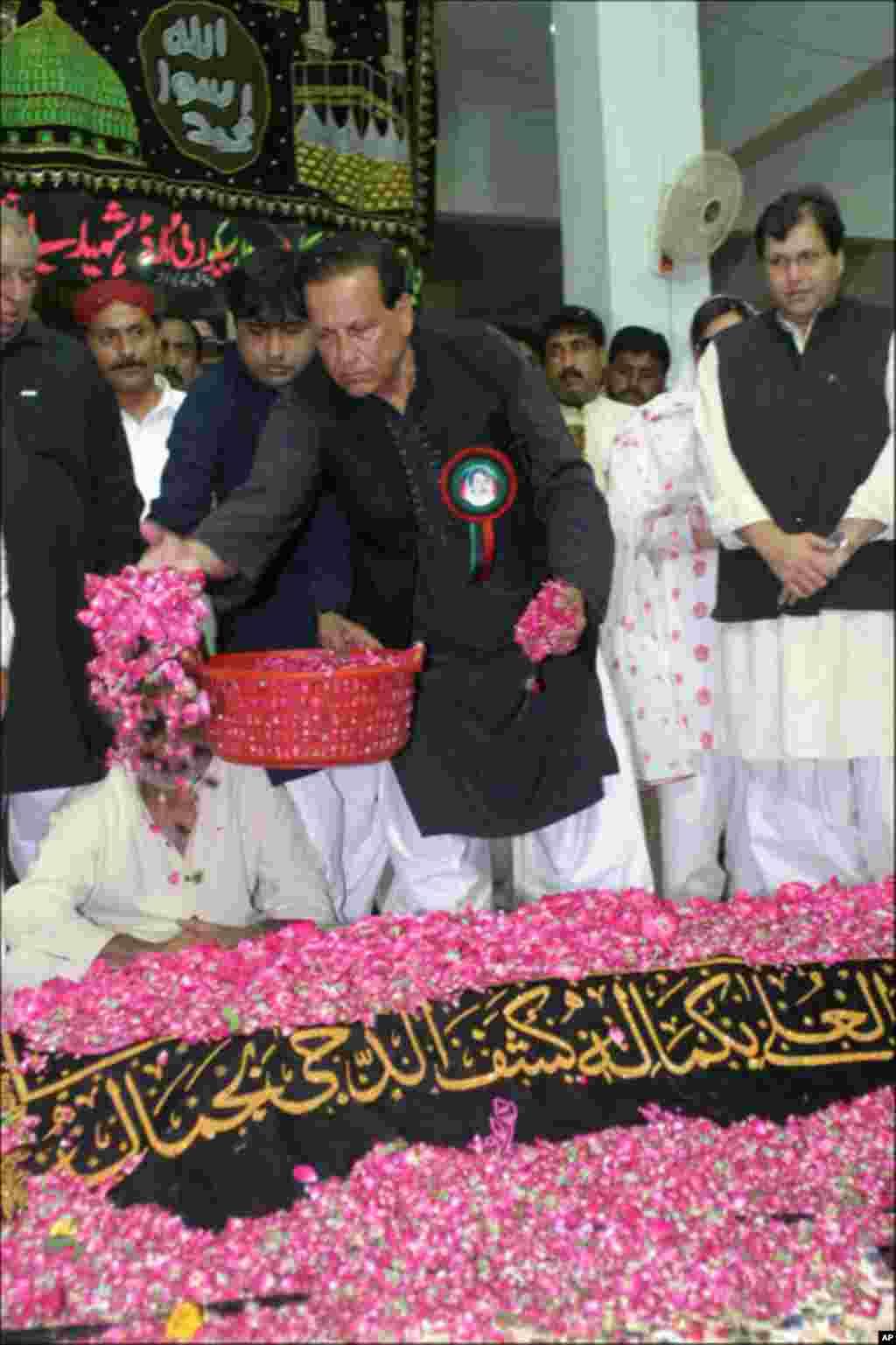 گورنر پنجاب سلمان تاثیر کا قتل