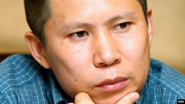中国民主活动和法律人士许志永