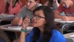 Aviananda Putri, Siswa Pertukaran Pelajar Indonesia di AS