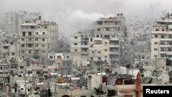 Сирия, Хомс, «старые кварталы» города.