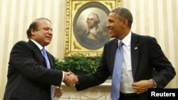 اوباما صدر اعظم پاکستان را به کمک در روند صلح افغانستان ترغیب خواهد کرد