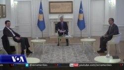 Presidenti i Kosovës nis këshillimet për tejkalimin e situatës politike
