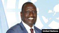 William Ruto of Kenya