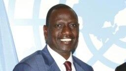 Makamu wa Rais Uhuru Kenyatta