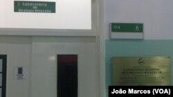 Laboratório de Virologia Molecular, Benguela, Angola