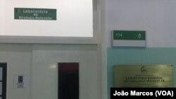 Laboratório de Virologia Molecular, Benguela