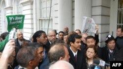 Нью-йоркский Горсовет возмущен арестом одного из депутатов