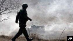 Tư liệu: binh sĩ Mỹ trong chiến tranh (AP)