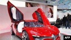 Xe thể thao chạy bằng điện của hãng Renault