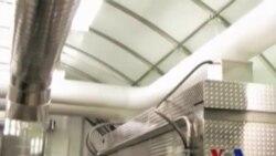 传统能源的一种替代物:生物质气化