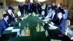 2015-02-24 美國之音視頻新聞: 德法俄烏外長週二討論烏東停火