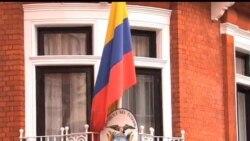 2012-06-20 美國之音視頻新聞: 厄瓜多爾稱阿桑奇要求獲得政治庇護