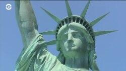 Статуя Свободы: четыре месяца в одиночестве