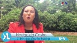 YALI 2016: Nadgeida Castro surpreendida com a prisão que visitou