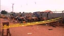 Nigeria Blasts