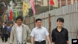 Trabalhadores chineses em Angola