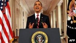 Президент Обама підсумовує стан переговорів про федеральний бюджет