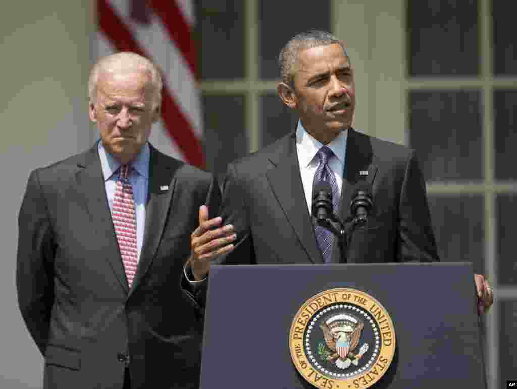 صدر براک اوباما نے کہا کہ امریکہ اور کیوبا نے سفارتی تعلقات بحال کرنے سے اتفاق کیا ہے۔