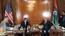 وزیر دفاع آمریکا: دولت لیبی دمکراسی را در کشور برقرار خواهد ساخت