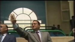 2012-06-20 美國之音視頻新聞: 穆巴拉克目前靠呼吸機生存