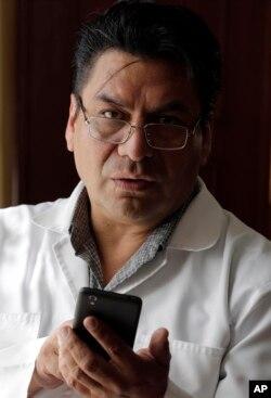 Carlos Figueroa.
