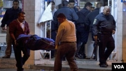 Desde 2006, la violencia atribuida a los carteles de las drogas ha causado más de 28 mil muertos.