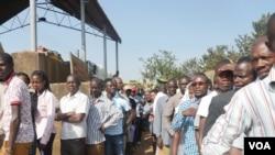 Election Day in Uganda