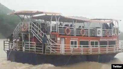 Resultado de imagen para Varios muertos por naufragio en la India
