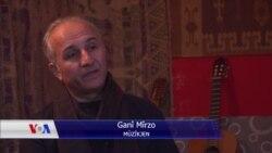 هونەرمەند غەنی میرزۆ موزیکی خۆی تێکەڵ بە موزیکی ئیسپانی دەکات